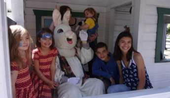 Hop To It - Meet the Easter Bunny