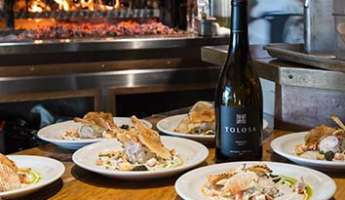 An Evening at Ember with Tolosa