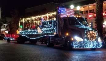 59th Annual Christmas Light Parade in Downtown Paso Robles