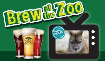 6th Annual Brew at the Zoo GOES VIRTUAL!