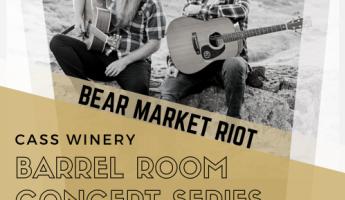 Barrel Room Concert Series: Bear Market Riot
