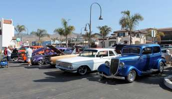 Pismo Beach Classic Car Show