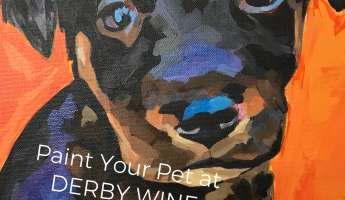 CANCELLED | Paint Your Pet at Derby Winery
