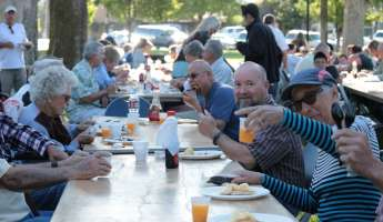 Free Pancake Breakfast (Downtown Paso Robles and Calif. Mid-State Fair)