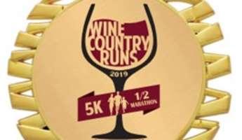 Wine Country Runs Hybrid Half Marathon & Virtual 5K