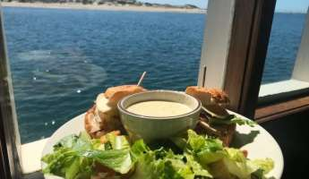 4th of July Chowder Cruise and Wine Tasting