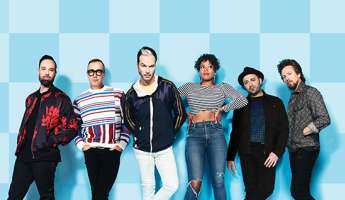 Fitz & The Tantrums Live in Concert