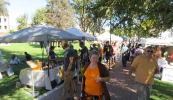 Golden Oak Honey & Pumpkin Festival