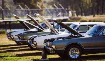 2nd Annual Gears on the Green: The Central Coast's Classless Car Show!