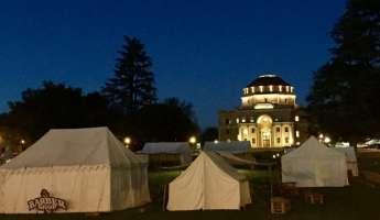 Tent City After Dark Concert