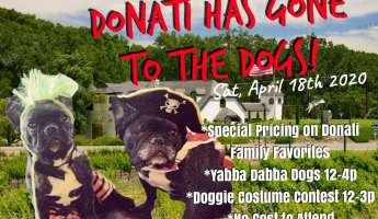 Donati Has Gone to the Dogs