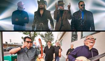 The Mavericks and Los Lobos Live in Concert