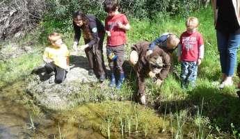 Acorn Adventures Guided Hiking Tour at San Luis Obispo Botanical Garden