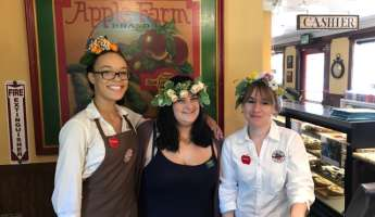May Day Celebration & Floral Crown Making