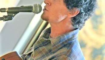 Marcus DiMaggio  at Twin Coyotes Winery