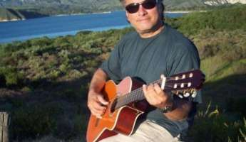 Live Music with Ron Pagan at Twin Coyotes Winery