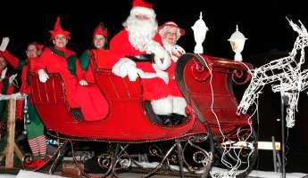 Paso Robles Christmas Light Parade