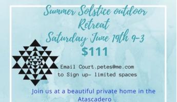 Summer Solstice Outdoor Retreat