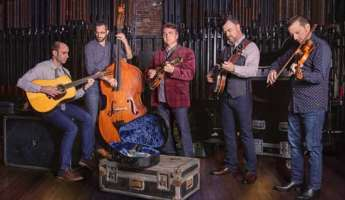 The Travelin' McCourys – The Evolution of Bluegrass