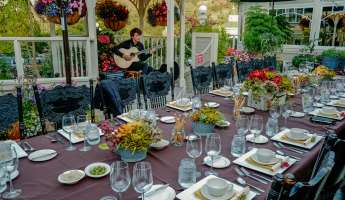 Backyard Winemaker Dinner Featuring Wolff Vineyards