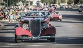 30th Annual Atascadero Lake Car Show