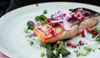 CANCELLED | Pop Up Dinner: Wild King Salmon