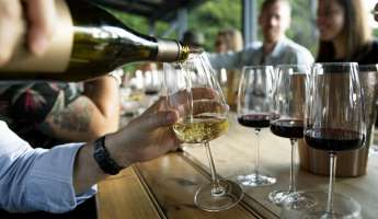 New Year's Eve Winemaker Dinner featuring LaZarre Winery