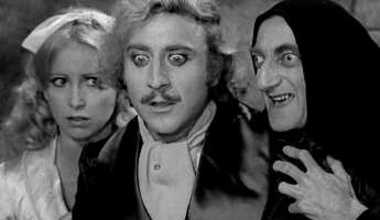 Drive-In Movie: Young Frankenstein