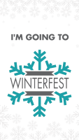 Winterfest Instagram Story