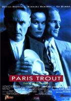 Paris Trout Poster