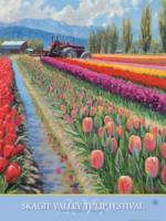 Skagit Valley Tulip Festival Poster