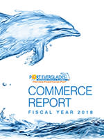 Fiscal Year 2018 Port Everglades Commerce Report