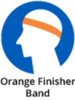 orange band icon