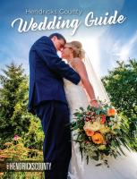 2020 Visit Hendricks County Wedding Guide