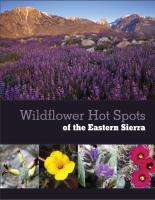 Wildflower Hotspots of the Eastern Sierra cover
