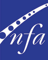 National Flute Association logo