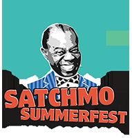 Satchmo SummerFest Logo