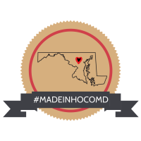 #MadeInHoCoMD Badge