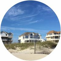 Rental homes on the beaches of the Outer Banks