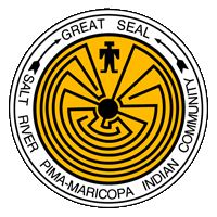 Great Seal of Salt River Pima Maricopa Indian Community