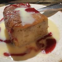 J. Wilson's bread pudding