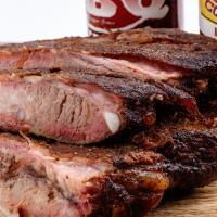 Boomtown BBQ ribs