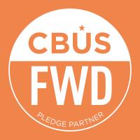 Columbus Pledge badge