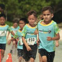 Guam Ko'Ko' Kids Fest 2020 - Beach Race