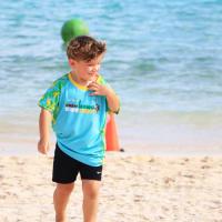 Guam Ko'ko' Kids Fest 2020 - Beach Race 2