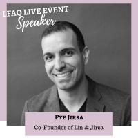Quitter Club Live Speaker Pye Jirsa