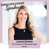 Quitter Club Live Speaker Laurie Rowen