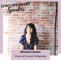 Quitter Club Live Speaker Shinah Chang