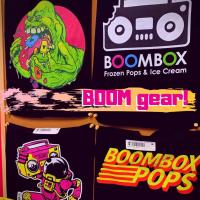 Boombox Pops Merch