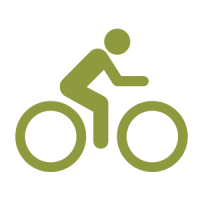 IRONMAN Bike Icon